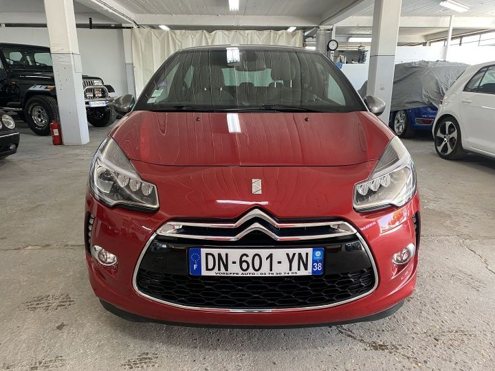 Citroen DS3 THP 165CH SO IRRESISTIBLE S&S Rouge - 2