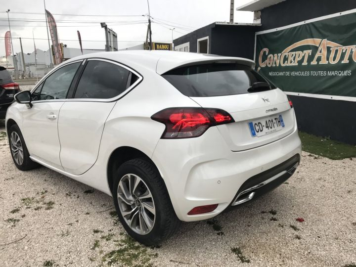 Citroen DS4 SO-CHIC BLANC NACRÉ  Occasion - 4
