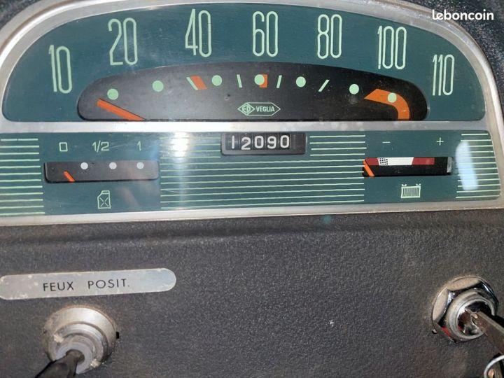 Citroen HY Très citroën rallonge pompier 12000km d'origine  - 4