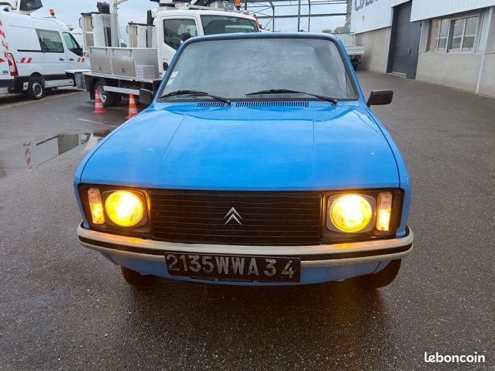 Citroen LNA ln 3cv 1977 45000km d'origine Bleu - 1