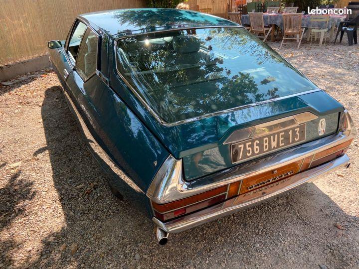 Citroen SM Superbe maserati carburateur 1ère serie fiabilisee Bleu - 3