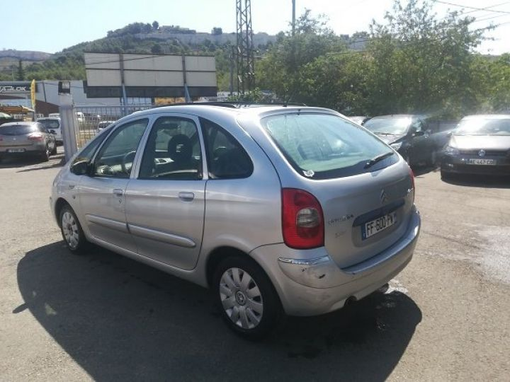 Citroen XSARA PICASSO EXCLUSIVE GRIS METAL Occasion - 3