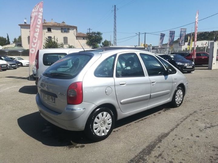 Citroen XSARA PICASSO EXCLUSIVE GRIS METAL Occasion - 4