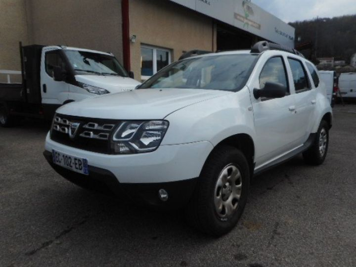 Commercial car Dacia Duster 4 x 4 DCI 110 4X4  - 1