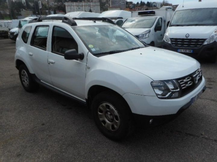 Commercial car Dacia Duster 4 x 4 DCI 110 4X4  - 2