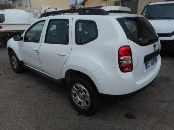 Commercial car Dacia Duster 4 x 4 DCI 110 4X4  - 4
