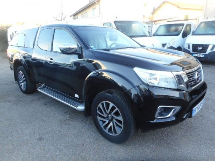 Commercial car Nissan NP 300 4 x 4 NAVARA KING CAB 163CV  - 2