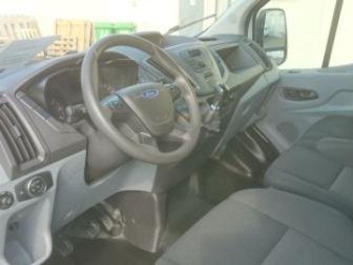 Commercial car Ford Transit Back Dump/Tipper body 350 l2rj benne coffre blanc - 5