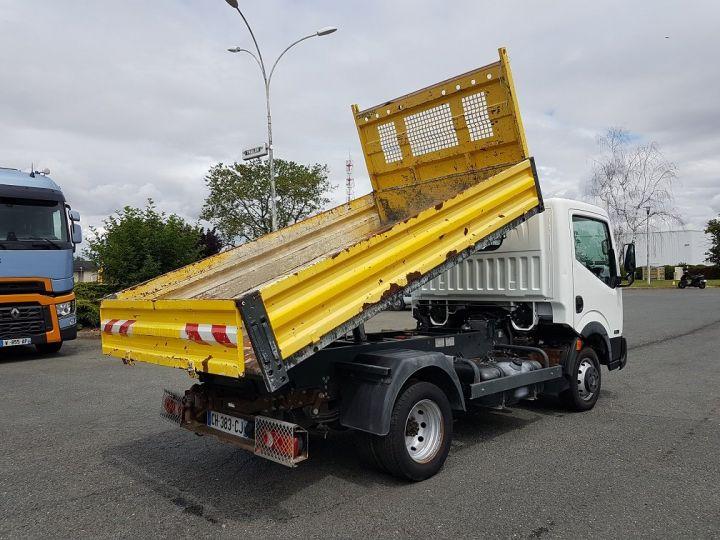 Commercial car Nissan Cabstar Back Dump/Tipper body 35-11 BLANC JAUNE - 4