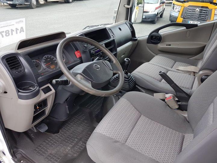 Commercial car Nissan Cabstar Back Dump/Tipper body 35-11 BLANC JAUNE - 15