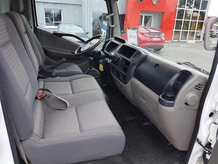 Commercial car Nissan Cabstar Back Dump/Tipper body 35-11 BLANC JAUNE - 16