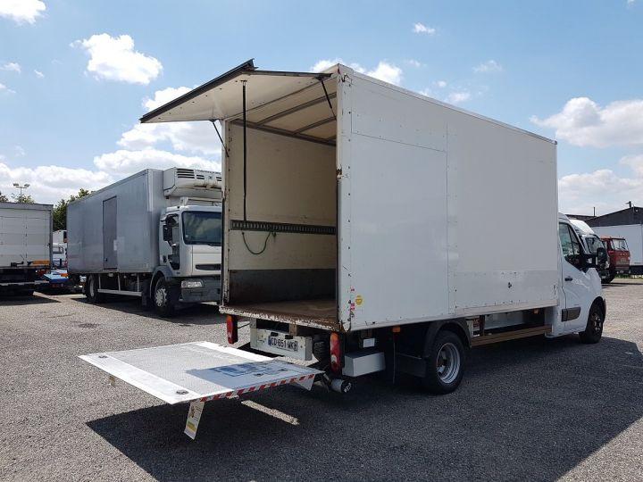 Commercial car Renault Master Box body + Lifting Tailboard 150dci.35 CC L3 PMJ BLANC - 3
