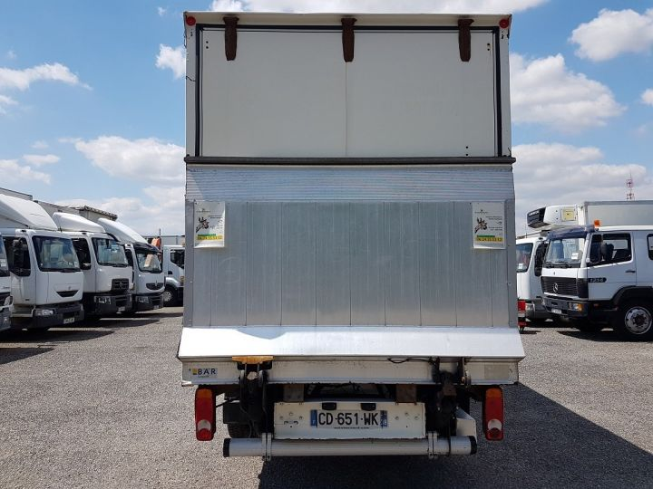 Commercial car Renault Master Box body + Lifting Tailboard 150dci.35 CC L3 PMJ BLANC - 6