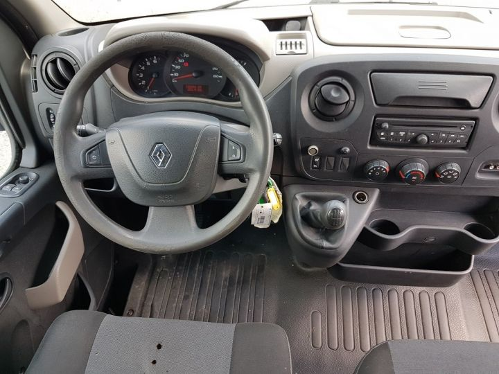 Commercial car Renault Master Box body + Lifting Tailboard 150dci.35 CC L3 PMJ BLANC - 21