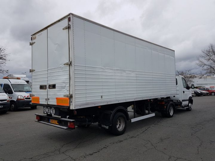 Commercial car Renault Mascott Box body 130dci.35 + S.REM VOW 32m3 BLANC - 2