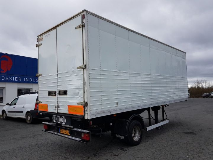 Commercial car Renault Mascott Box body 130dci.35 + S.REM VOW 32m3 BLANC - 14