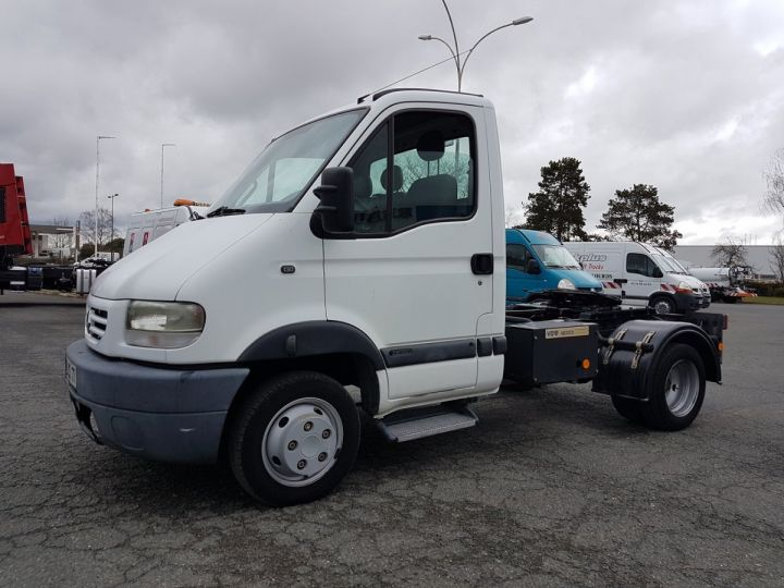 Commercial car Renault Mascott Box body 130dci.35 + S.REM VOW 32m3 BLANC - 15