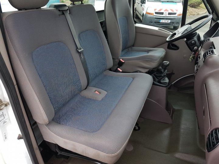 Commercial car Renault Mascott Box body 130dci.35 + S.REM VOW 32m3 BLANC - 20