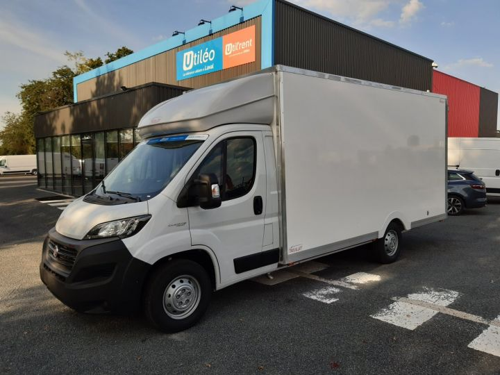 Commercial car Fiat Ducato Chassis cab PACK PRO NAV PLANCHER CABINE 160CV BLANC - 1