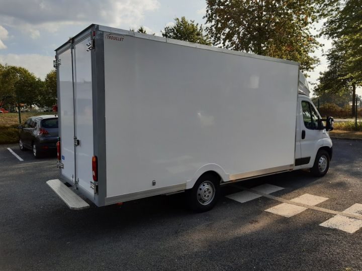 Commercial car Fiat Ducato Chassis cab PACK PRO NAV PLANCHER CABINE 160CV BLANC - 3