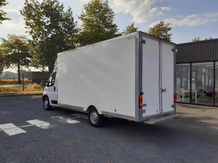Commercial car Fiat Ducato Chassis cab PACK PRO NAV PLANCHER CABINE 160CV BLANC - 4