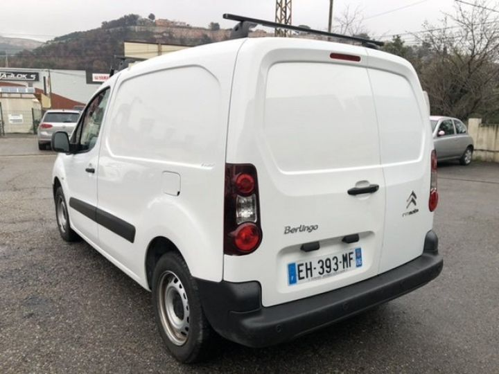 Commercial car Citroen Berlingo 1.6 HDI BLUEHDI 100 CLUB  BLANC  - 3
