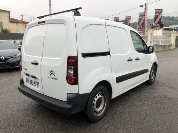 Commercial car Citroen Berlingo 1.6 HDI BLUEHDI 100 CLUB  BLANC  - 4