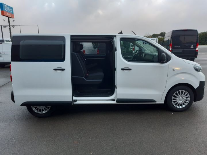 Commercial car Toyota ProAce Double cab van MEDIUM 2.0l 120CH D-4D BUSINESS BLANC - 7