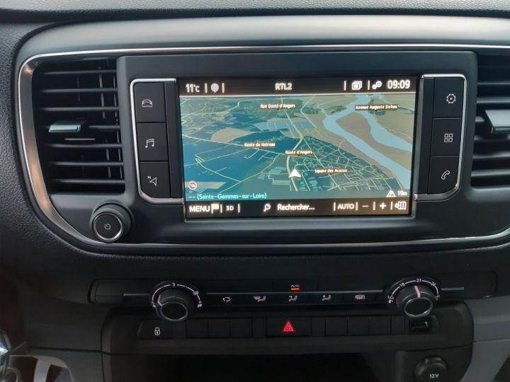 Commercial car Toyota ProAce Double cab van MEDIUM 2.0l 120CH D-4D BUSINESS BLANC - 11