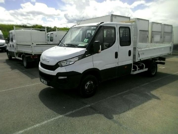 Commercial car Iveco Daily 35C13 D Empattement 3450 Tor Blanc - 1