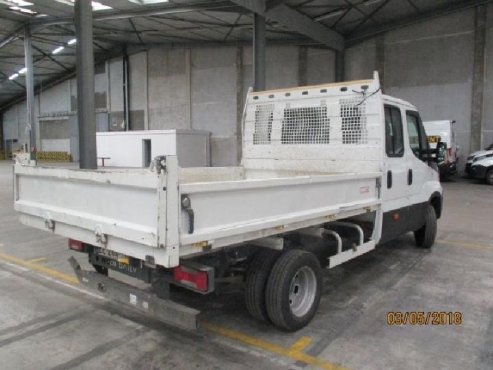 Commercial car Iveco Daily 35C13 D Empattement 3450 Tor Blanc - 2