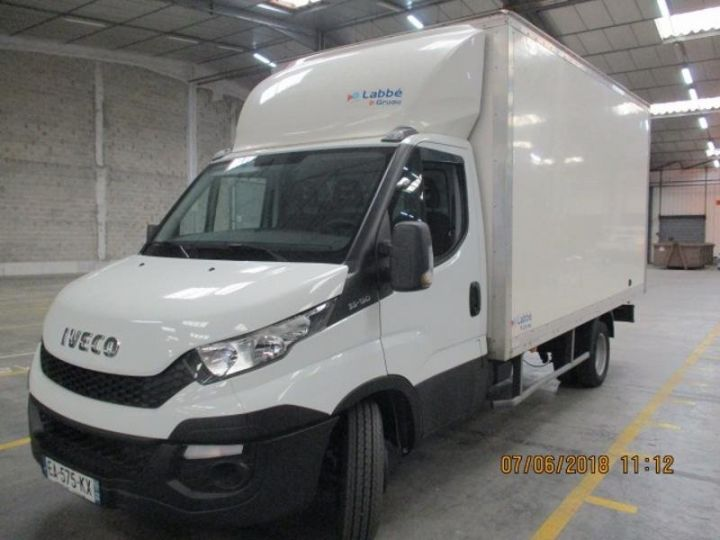 Commercial car Iveco Daily 35C15 Empattement 4100 Tor - 23 500 HT Blanc - 1