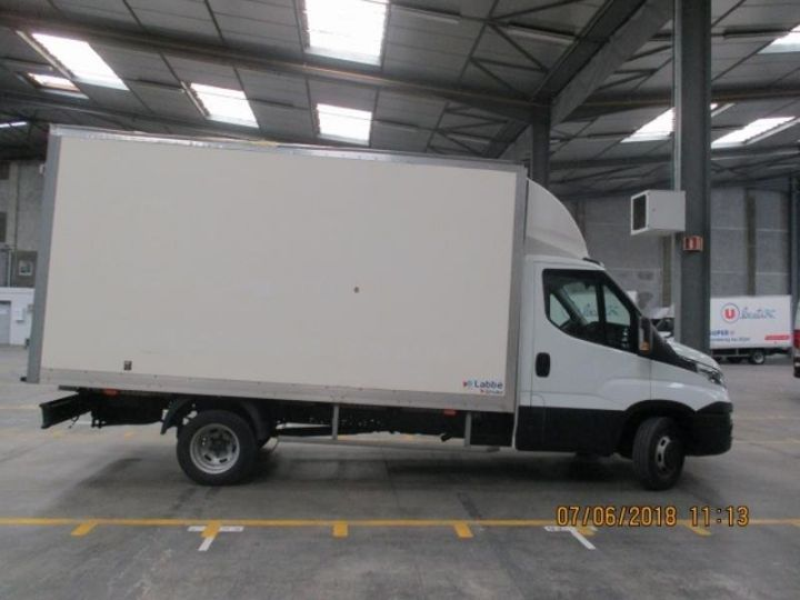 Commercial car Iveco Daily 35C15 Empattement 4100 Tor - 23 500 HT Blanc - 4