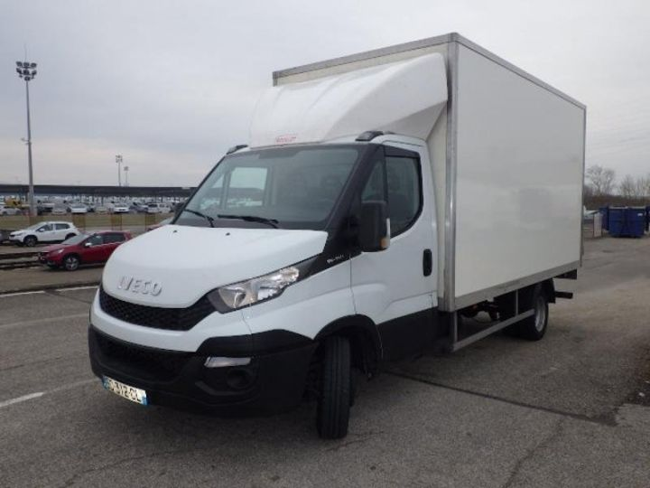 Commercial car Iveco Daily 35C15 Empattement 4100 Tor - 25 500 HT Blanc - 1