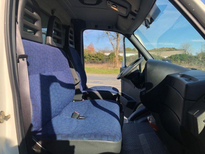 Commercial car Iveco Daily Other EVENEMENTIEL CAR PODIUM BUREAU MOBILE BLEU - 12