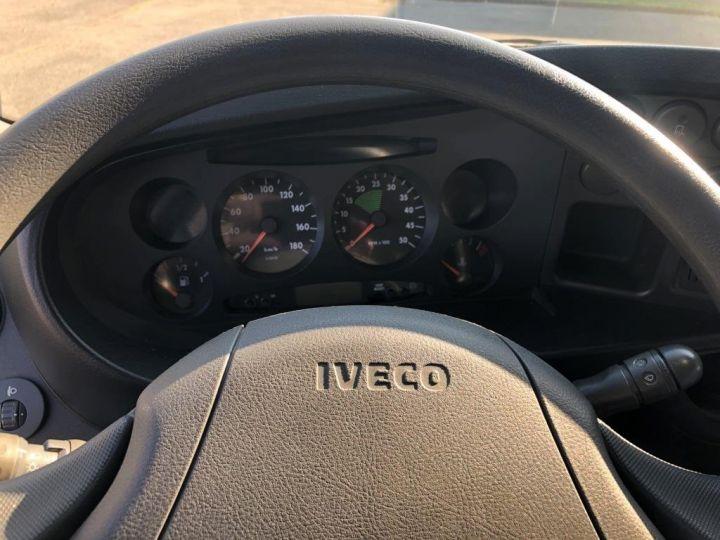 Commercial car Iveco Daily Other EVENEMENTIEL CAR PODIUM BUREAU MOBILE BLEU - 11
