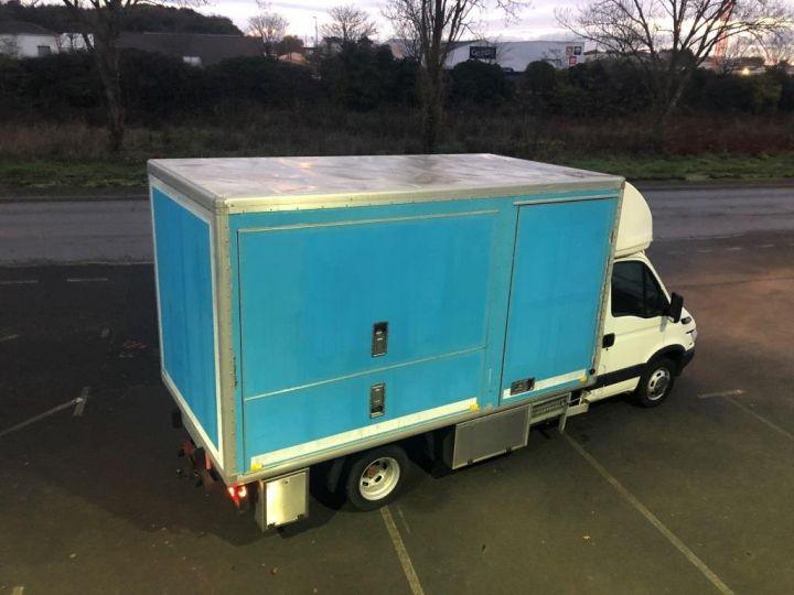 Commercial car Iveco Daily Other EVENEMENTIEL CAR PODIUM BUREAU MOBILE BLEU - 15
