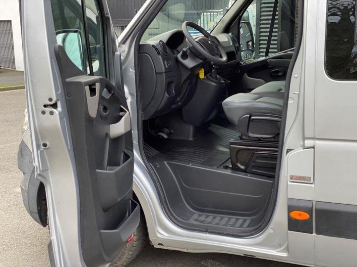 Commercial car Renault Master Pick Up L3H2 125 CV DOUBLE CABINE 6 PLACES PICK UP BACHAGE COULISSANT RAMPES DE CHARGEMENT  GRIS - 9