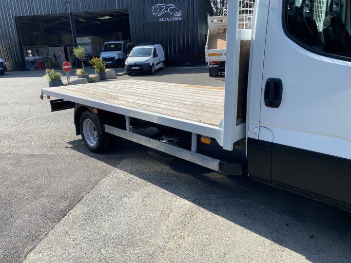 Commercial car Iveco Daily Platform body 35C15 150CV PLATEAU  BLANC - 6