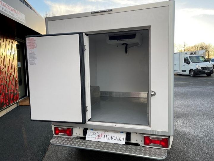 Commercial car Fiat Doblo Refrigerated body BLANC - 4