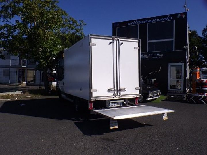 Commercial car Iveco Daily Refrigerated body Blanc - 7