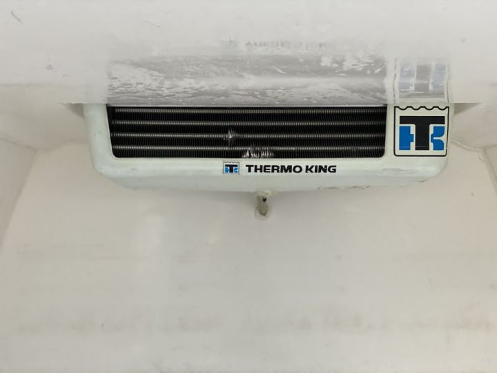 Commercial car Renault Kangoo Refrigerated body ZE ELECTRIQUE FRIGORIFIQUE ISOTHERME MAXI FRA X  BLANC - 6