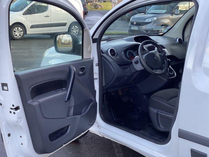 Commercial car Renault Kangoo Refrigerated body ZE ELECTRIQUE FRIGORIFIQUE ISOTHERME MAXI FRA X  BLANC - 9