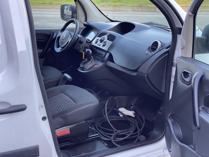 Commercial car Renault Kangoo Refrigerated body ZE ELECTRIQUE FRIGORIFIQUE ISOTHERME MAXI FRA X  BLANC - 13