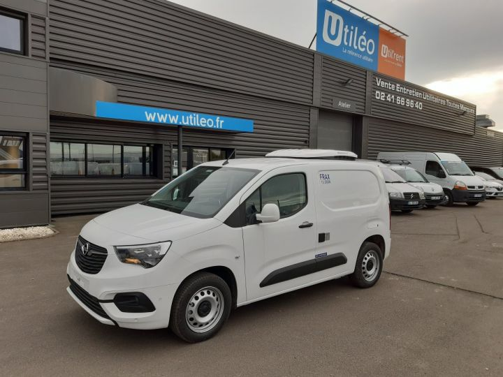 Commercial car Opel Combo Refrigerated van body L1H1 1.5D 100CH PACK CLIM BLANC - 1