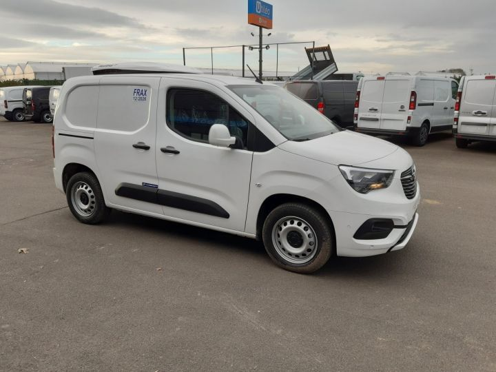 Commercial car Opel Combo Refrigerated van body L1H1 1.5D 100CH PACK CLIM BLANC - 2