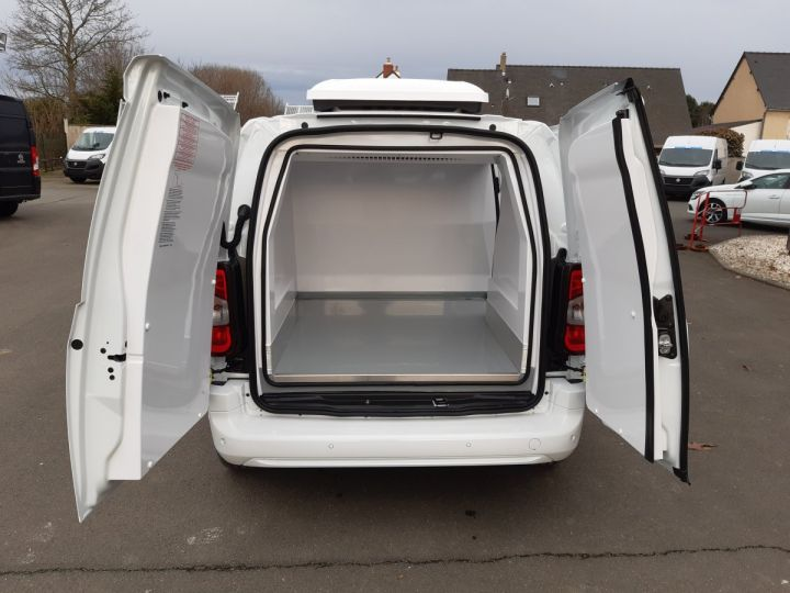 Commercial car Opel Combo Refrigerated van body L1H1 1.5D 100CH PACK CLIM BLANC - 5