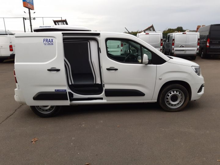 Commercial car Opel Combo Refrigerated van body L1H1 1.5D 100CH PACK CLIM BLANC - 7
