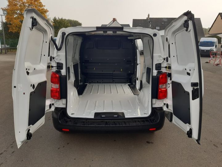 Commercial car Citroen Jumpy Steel panel van M 1.5 BLUEHDI 100CH CLUB BLANC - 5