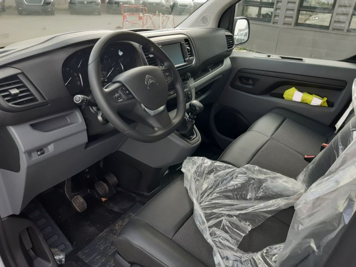 Commercial car Citroen Jumpy Steel panel van M 1.5 BLUEHDI 100CH CLUB BLANC - 8